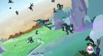 Queen Chrysalis' Defeat