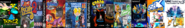 Thomas 2, Card Escape 2, Ten Cents 2, Arnold and Courage 2, Theodore Bandicoot 2, Little Big Planet 2, Sly Simpson 2, SSX 2, and Epic Thomas O' Malley 2.