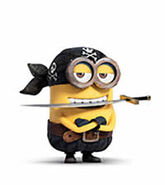 Pirate minion 5