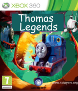 Thomas Legends - Poster