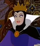 The Queen in Snow White and the Seven Dwarfs