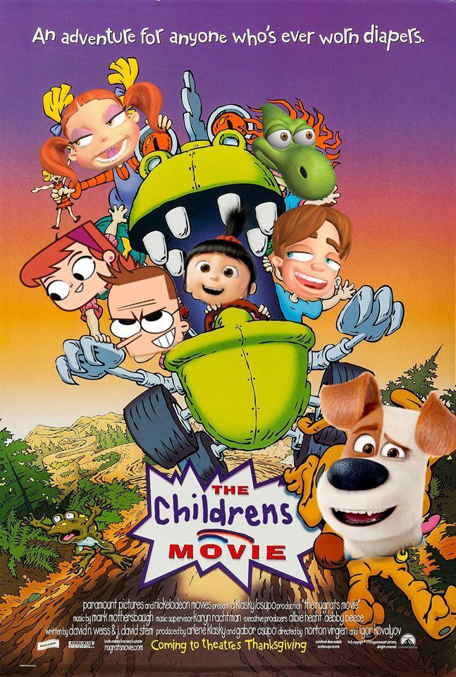 The Childrens Movie (Justin Quintanilla) | The Parody Wiki ...