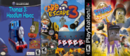 Thomas 3, Card Escape 3, and Ten Cents 3.