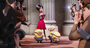 Scarlet and minions news