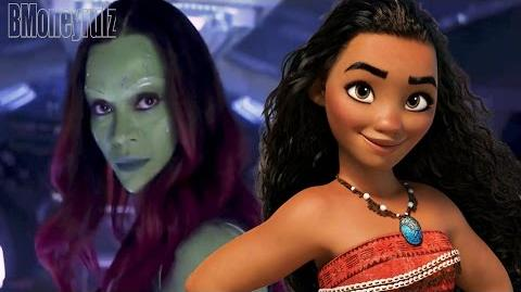 Disney Pixar's 'Guardians Of The Galaxy Vol. 2' Mash-Up Trailer 3