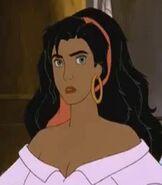 Esmeralda in The Hunchback of Notre Dame 2