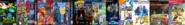 Julian Bernardino's Sequel Video Game Posters 01.