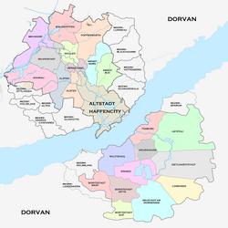 Greater Fairfax Administrative Area