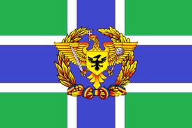 Flag military