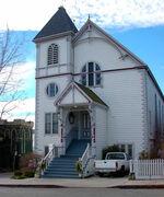 Haldor Church