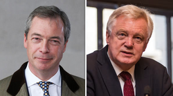 Nigel farage david davis