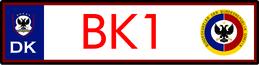 REGISTRATION BK1