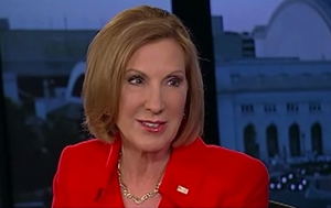 Carly Fiorina tv