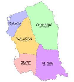 Vlaruzia Countour Voivodeships COLORS