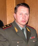 Col Frederick Barbarossa