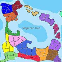 Majatran sea