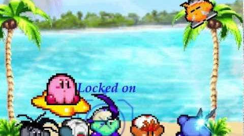 Craziest Kirby Race Ever-0