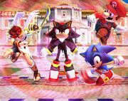 Shadow the Hedgehog SSBB