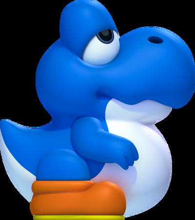 BluebabyyoshiNSMBU