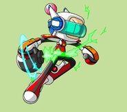 Bomberman Art