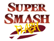 Super Smash Flash Title