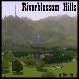 Riverblossom Screenie