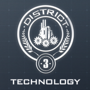 District 3 Seal
