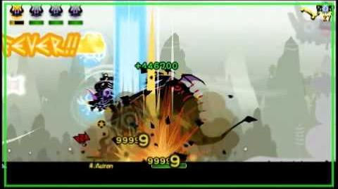 Patapon 3 - Multi Craggy Monsters with Four Grenburrs with Commentary