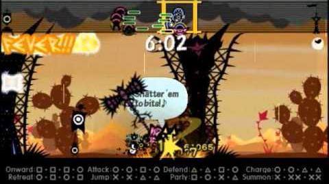 Patapon 3 Erupting Shockwaves of Destruction Playthrough