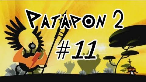 Patapon 2 Walkthrough En Español - Batalla en el monte gonrok - Parte 11