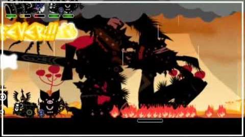 Patapon 3 The Great Gigante King (1)
