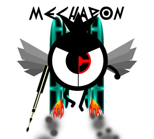 File:Mechapon the cyborg patapon by iamsorrowflute-d4x2aed.jpg
