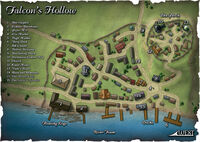 Falcons Hollow Map