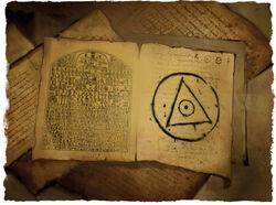 Encircled rune of reckoning