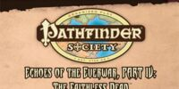 The Faithless Dead