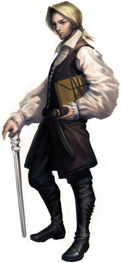 Darius Finch