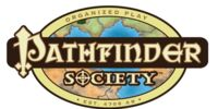 Pathfinder Society Organized Play