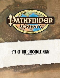 Eye of the Crocodile King