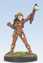 Mwangi shaman mini
