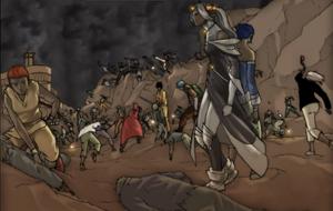 Ruins battle2
