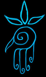 Kahallakar symbol
