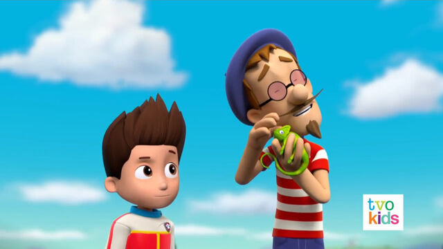 File:PAW Patrol Pups Save the Critters Ryder and Francois Turbot 3.jpg