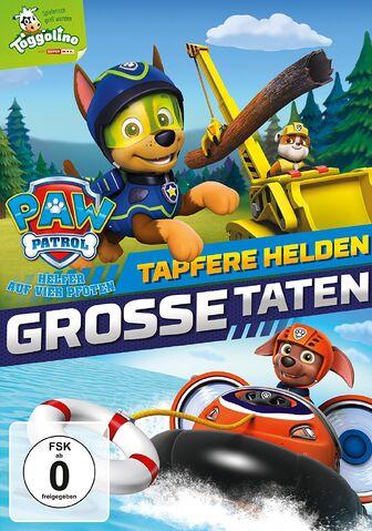 File:PAW Patrol Brave Heroes, Big Rescues DVD Germany RTL.jpg