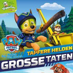 German Toggolino cover (<i>Tapfere Helden, große Taten</i>)