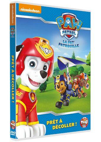 File:PAW Patrol La Pat' Patrouille Prêt à décoller ! DVD.jpg