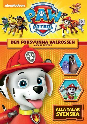 File:PAW Patrol Den försvunna valrossen & andra äventyr DVD.jpg