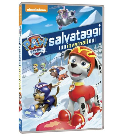 File:PAW Patrol Winter Rescues DVD Italy.jpg