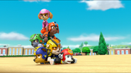 PAW Patrol Air Pups Marshall Rubble Chase Rocky Zuma Skye