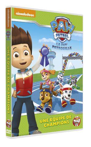 File:PAW Patrol La Pat' Patrouille Une équipe de champions DVD.jpg