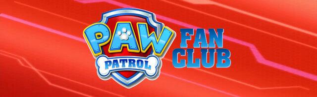 File:PAW Patrol Fan Club Banner.jpg